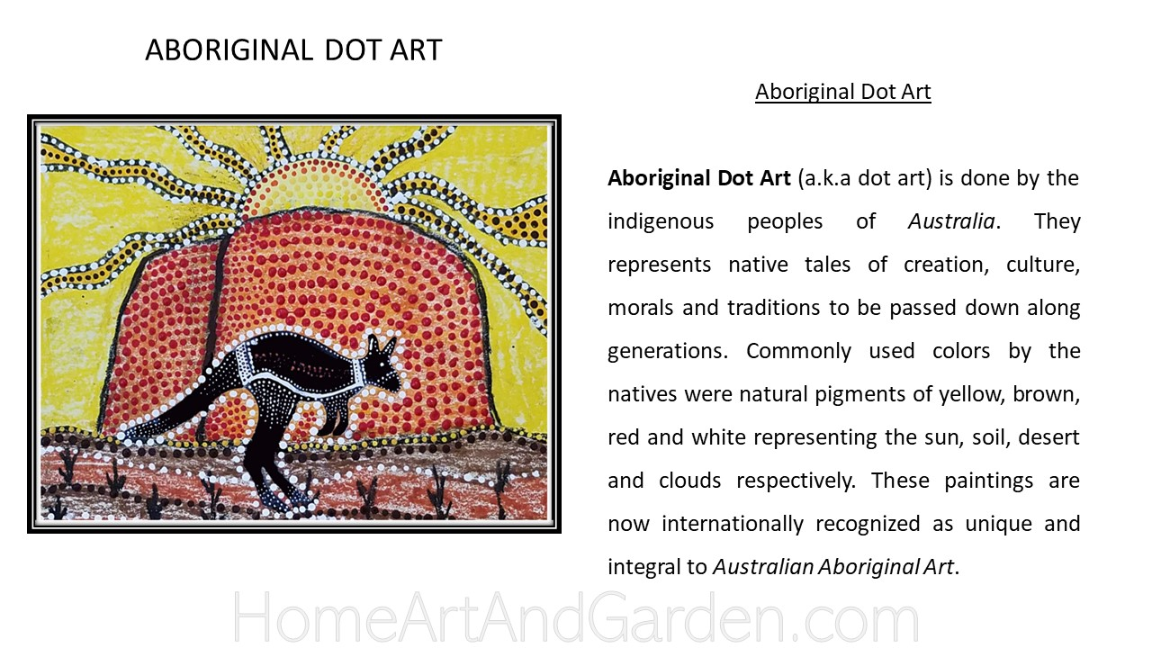 Creative Art Smart I - Aboriginal art
