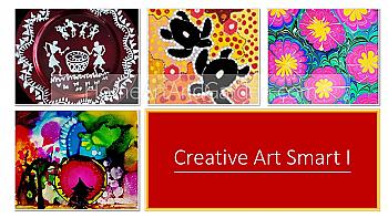 [COMPLETED] Creative Art Smart I (Alcohol Ink art, Warli art, Aboriginal art, Marbling art) June 17-20, 2019 (Mo-Th)